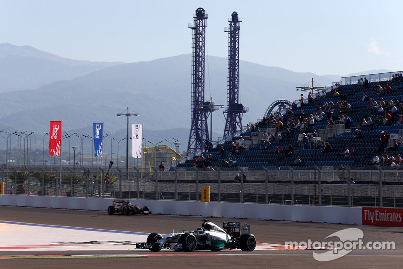 Nico Rosberg, Mercedes AMG F1 Team 10