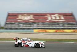 #91 AAI BMW Z4 Takımı: Tatsuya Tanigawa, Ollie Millroy