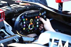 Lotus F1 E21 volante