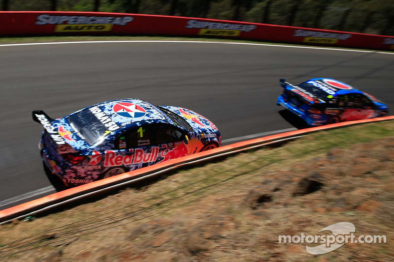 Jamie Whincup e Paul Dumbrell
