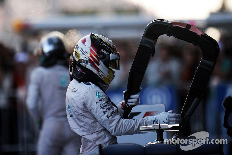 31- Gran Premio de Rusia 2014, Mercedes