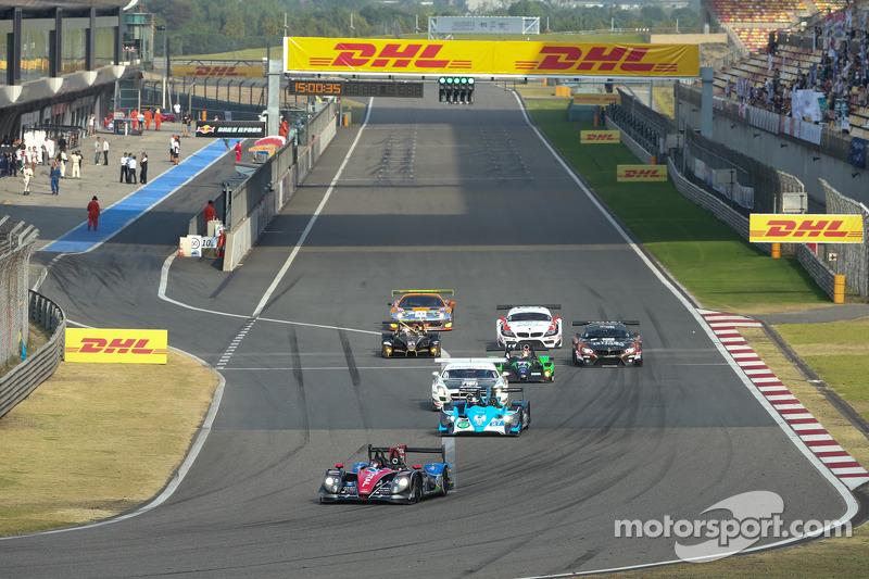 Via: #1 Oak Racing Morgan Judd: David Cheng, Ho-Pin Tung al comando