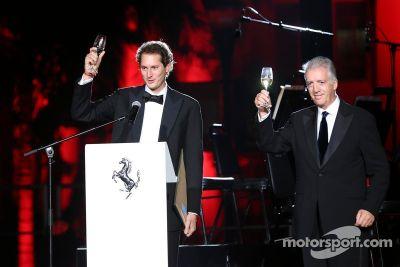 Ferrari celebra 60 anos nos EUA