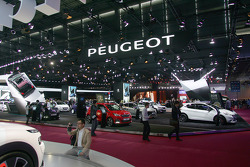 Exhibit of Peugeot