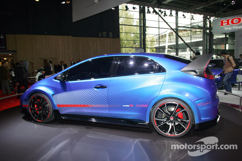 Honda Civic Type R konsept aracı