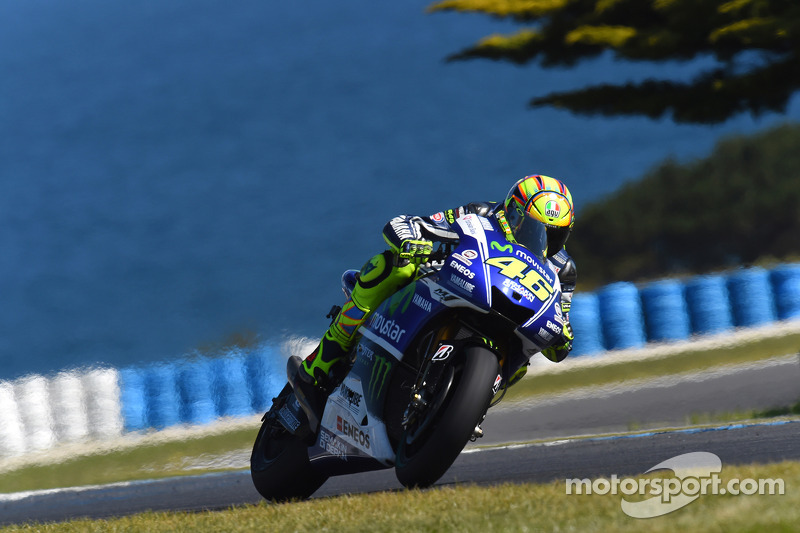 2014: Valentino Rossi, Yamaha YZR-M1