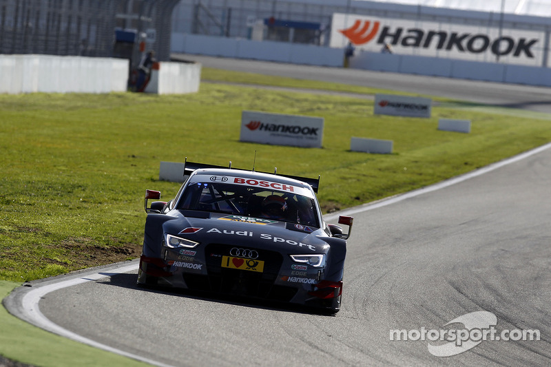 Edoardo Mortara  Audi Sport Takımı Abt Audi RS 5 DTMq