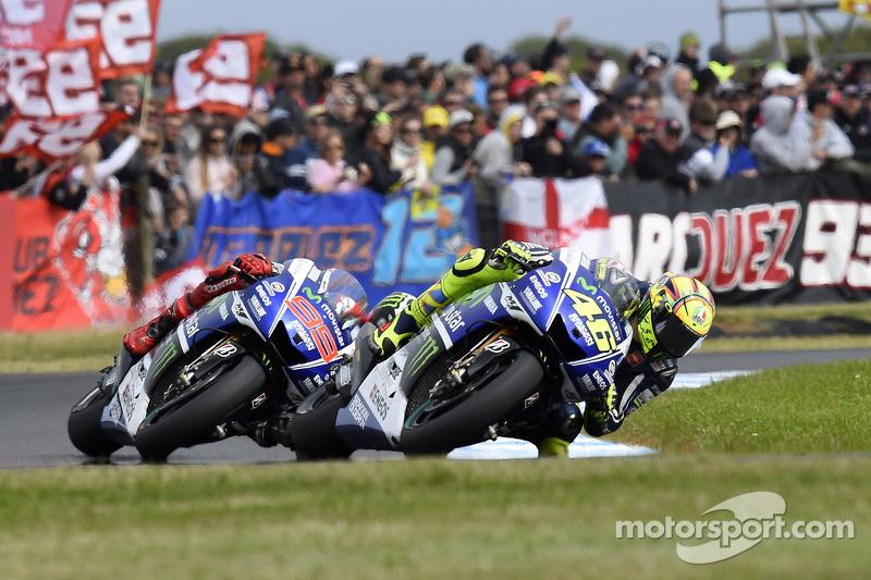 GP de Australia 2014 - Victoria de Rossi por delante de Lorenzo