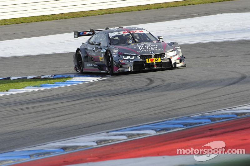 Joey Hand, BMW Team RBM BMW, BMW M4 DTM