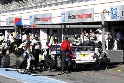 Pitstop, Paul Di Resta, Mercedes AMG DTM-Takımı HWA DTM Mercedes AMG C-Coupe