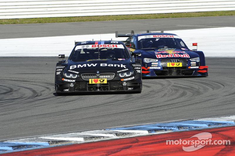 Bruno Spengler, BMW Team Schnitzer, BMW M4 DTM, Mattias Ekstrum, Audi Sport Team Abt Sportsline, Aud