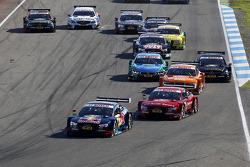 Inicio de la carrera, Mattias Ekstrom, Audi Sport Team Abt Sportsline, Audi A5 DTM