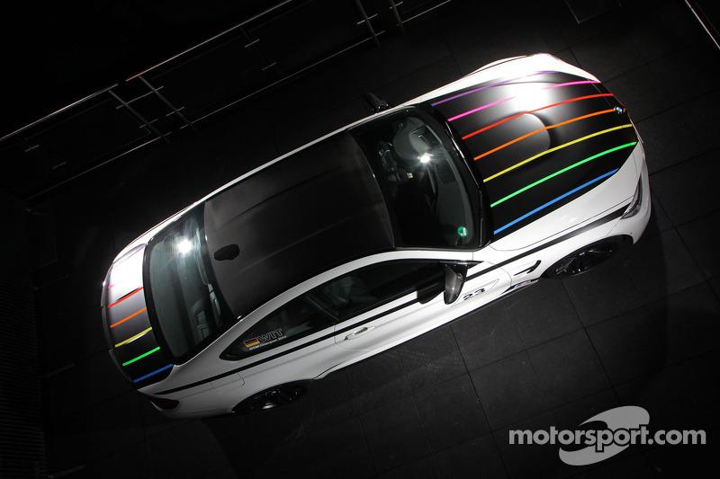BMW M unveils the Marco Wittmann championship edition