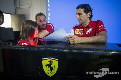 Academia de pilotos Ferrari 2014