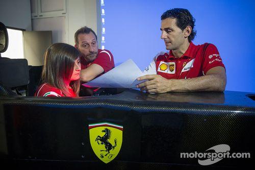 2014 Ferrari Pilot Akademisi