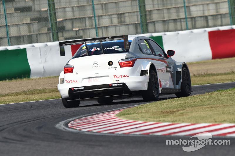 Sebastien Loeb, Citroen C-Elysee WTCC, Citroen Total WTCC