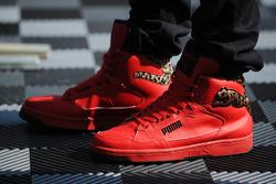 Scarpe di Lewis Hamilton