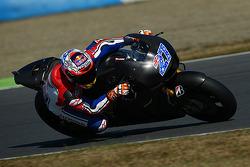 Casey Stoner test de Honda MotoGP