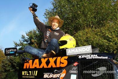 Maxxis Dakar Team presentation