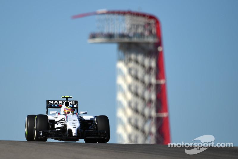 Felipe Nasr, Wiliams F1 Takımı Test Pilotu