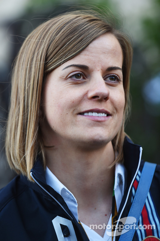 Susie Wolff, Williams F1 Team terceira piloto