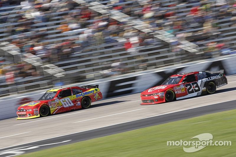 Chris Buescher y Robert Richardson Jr.