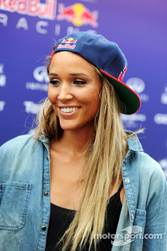 Lolo Jones, 100-Meter-Hürdenläuferin