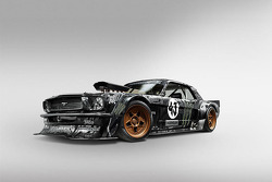Ford Mustang modificata utilizzata da Ken Block
