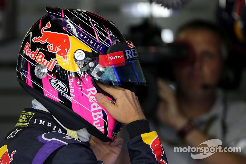 Sebastian Vettel (Brésil 2014)