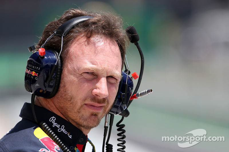 Christian Horner, Red Bull Racing, Sportif Direktör  07