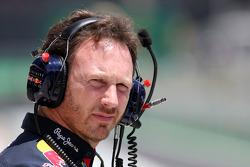 Christian Horner, Red Bull Racing, Sporting Director  07