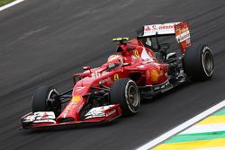 Кімі Райкконен, Ferrari F14-T