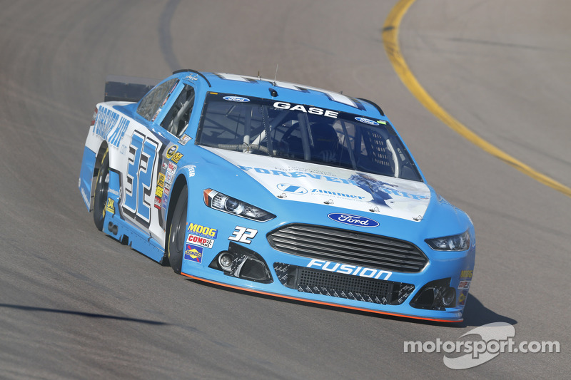 Joey Gase, Ford