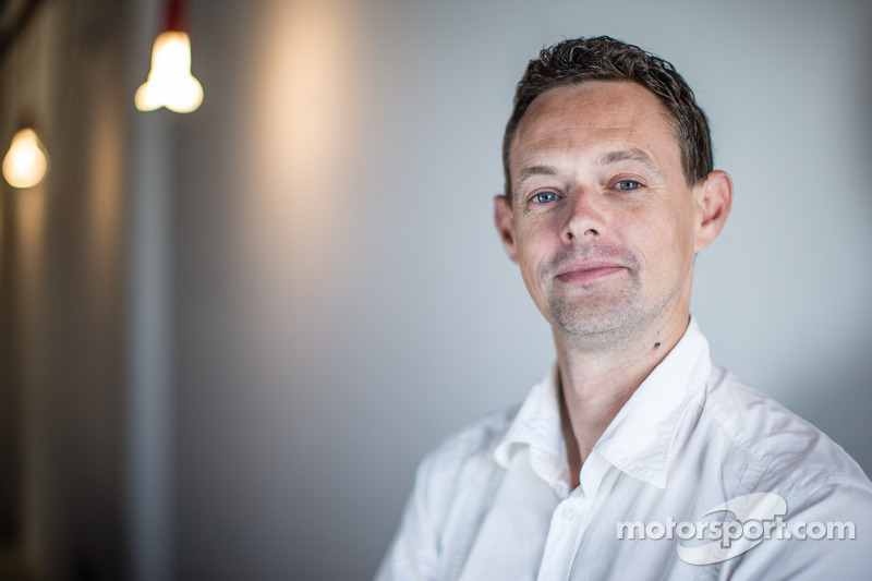 Motorsport.com的主编查尔斯·布拉德利