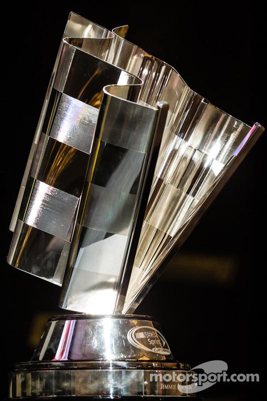 Şampiyona yarışmacıları Basın konferansı: Sprint Kupası Chase'i 2014 tabelası