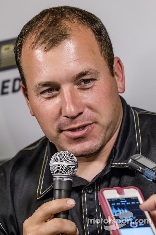 coletiva de imprensa dos candidatos ao título: Ryan Newman, Richard Childress Racing Chevrolet