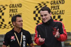 Gianni Morbidelli, Chevrolet Cruze RML TC1, ALL-INKL_COM Münnich Motorsport, Norbert Michelisz, Honda Civic WTCC, Zengo Motorsport