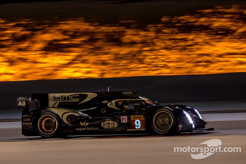 #9 Lotus CLM P1/01: Christophe Bouchut, James Rossiter, Lucas Auer