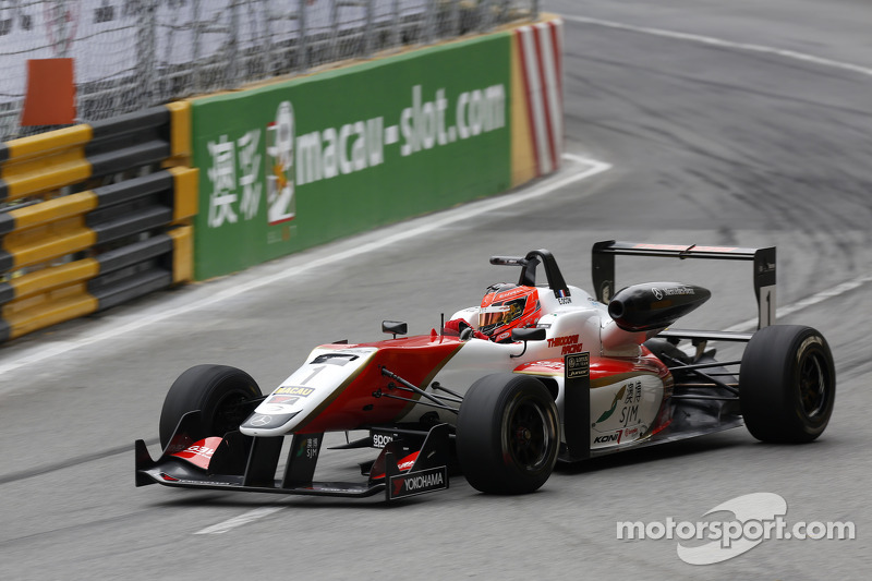 Esteban Ocon, SJM Theodore Racing by Prema Dallara F312 Mercedes-HWA