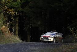 Kris Meeke ve Paul Nagle, Citroën DS3 WRC, Citroën Total Abu Dhabi Dünya Ralli Takımı