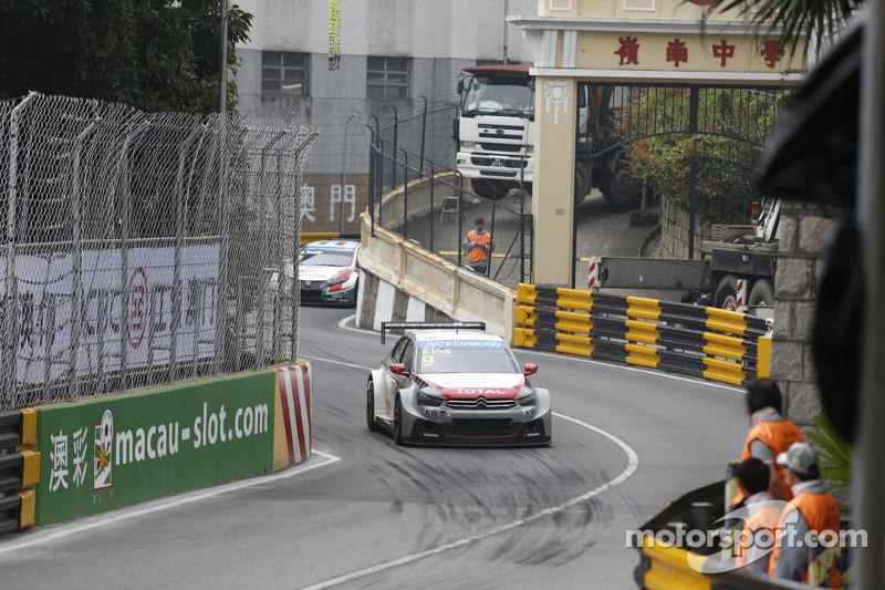 Sébastien Loeb, Citroën C-Ely see WTCC, Citroën Total WTCC