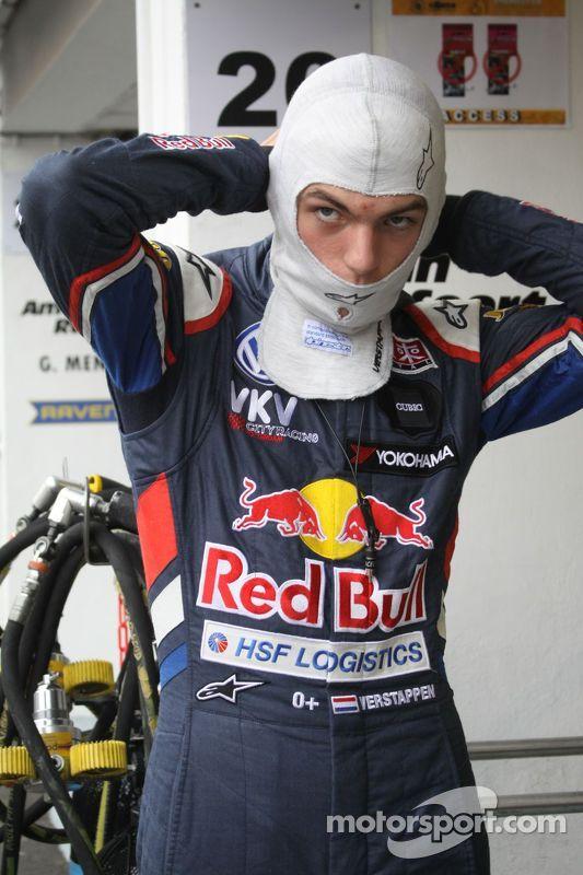 Max Verstappen, Van Amersfoort Dallara F314 Racing Volkswagen-Spiess