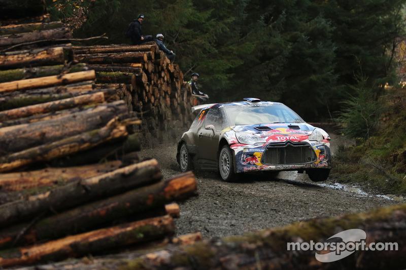 Stephane Lefebvre e Stéphane Prévot, Citroën DS3 WRC