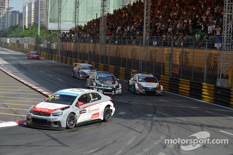 Sébastien Loeb, Citroen C-Ely see WTCC, Citroen Total WTCC