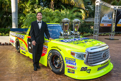 NASCAR Camping World Truck Series - Le champion Matt Crafton