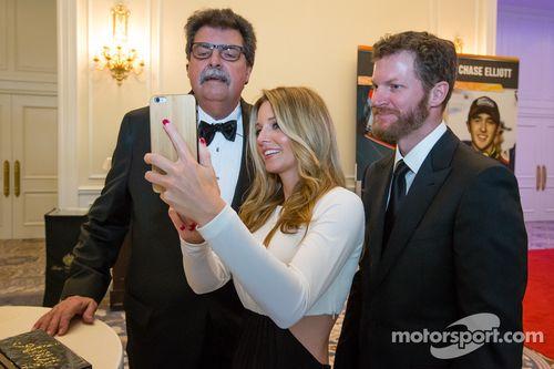 NASCAR Nationwide e Camping World Truck Series - premiação