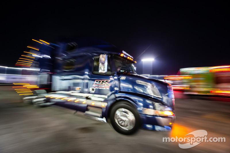 Tır: J.J. Yeley, BK Racing Toyota