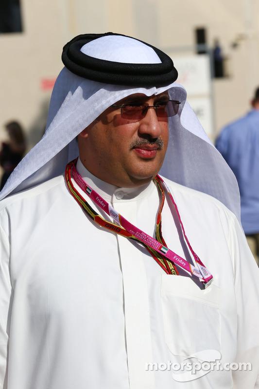 Sheikh Mohammed bin Essa Al Khalifa, CEO do Bahrain Economic Development Board