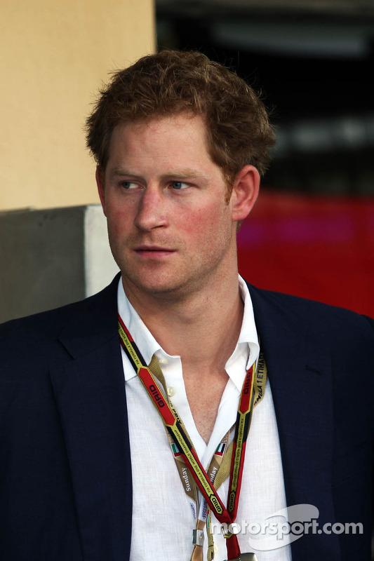 HRH Prens Harry