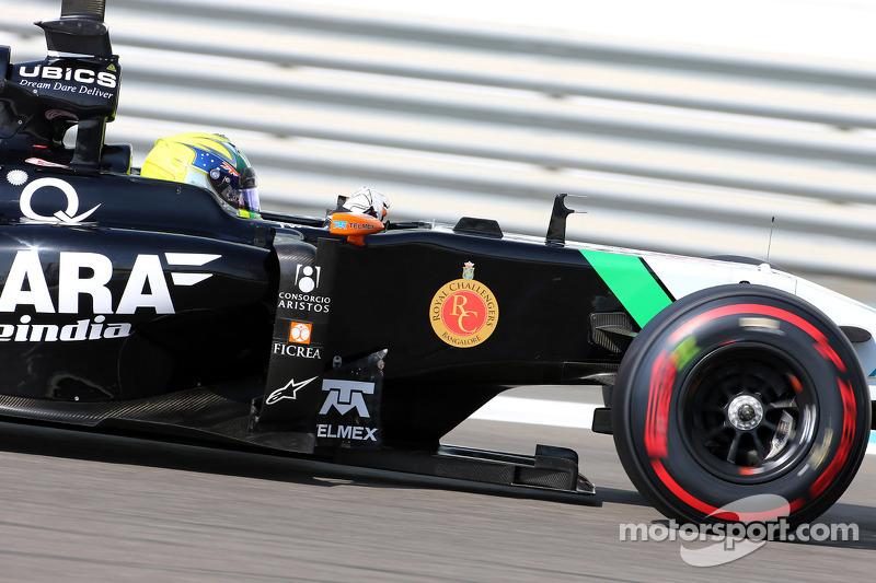 Spike Goddard, Force India F1 Team